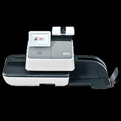 Postbase Vision 3S Mailmark Franking Machine